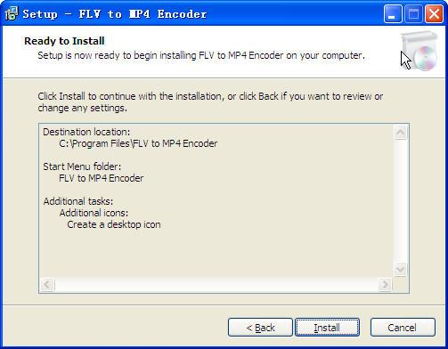flv转mp4格式转换器