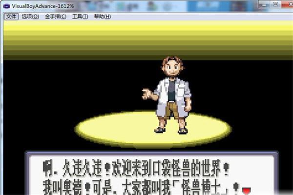 口袋妖怪漆黑的魅影PC版