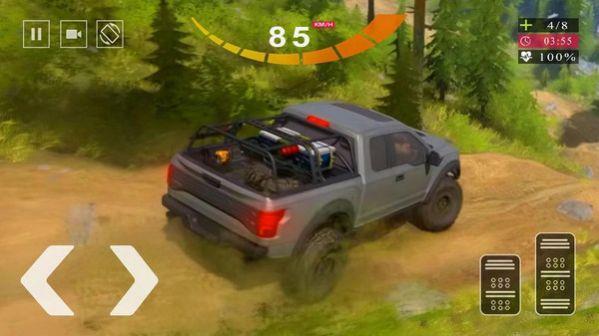美国皮卡车越野驾驶手机版下载