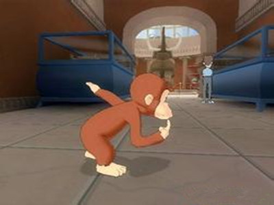 好奇猴乔治