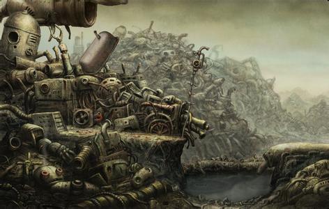 机械迷城2游戏