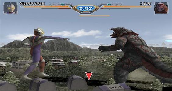奥特曼格斗进化3