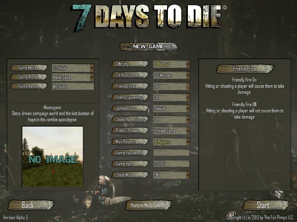 七日杀电脑游戏