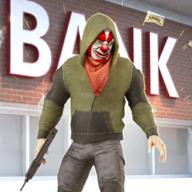 银行抢劫逃离