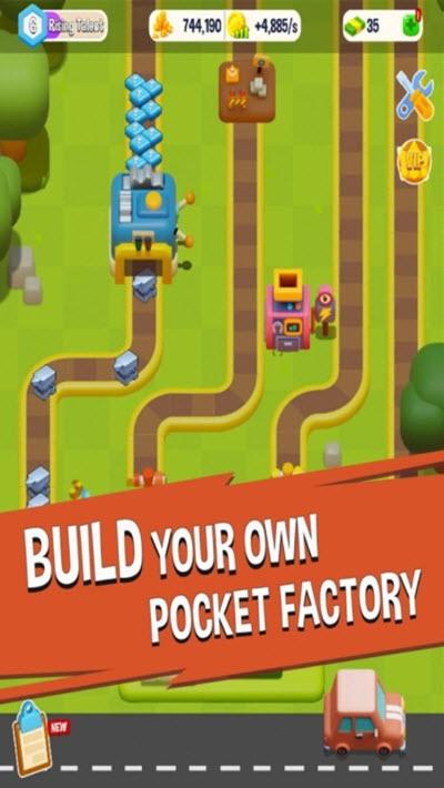 口袋工厂游戏下载