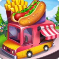 美食餐厅餐车2