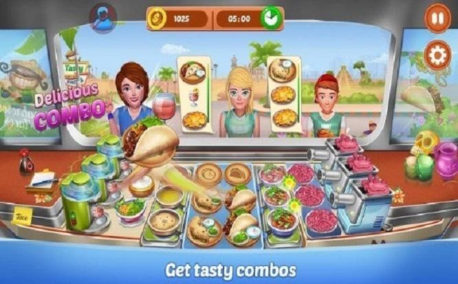 美食餐厅餐车2游戏下载