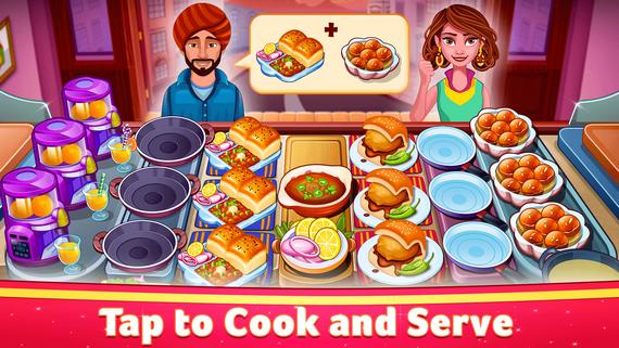 印度烹饪之星破解版