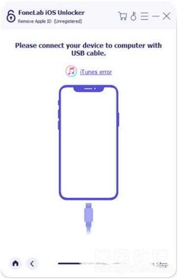 FoneLab iOS Unlocker绿色版