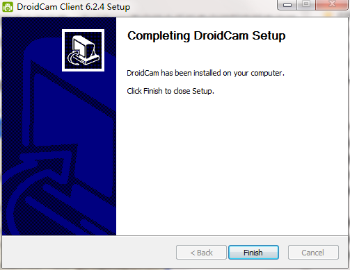 DroidCam截图