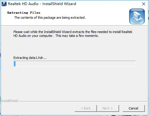 Realtek 高清音频管理器(Realtek HD audio)截图