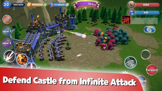 最后一个王国防御游戏下载