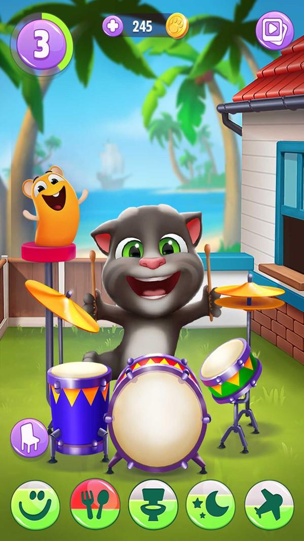 我的汤姆猫2手游