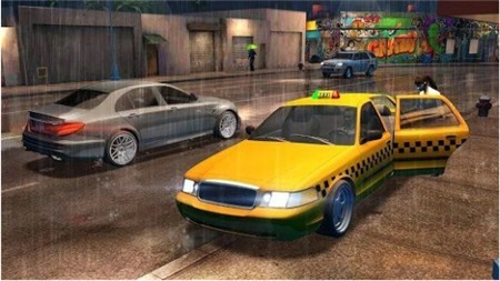 出租车模拟器2020破解版无限金币版