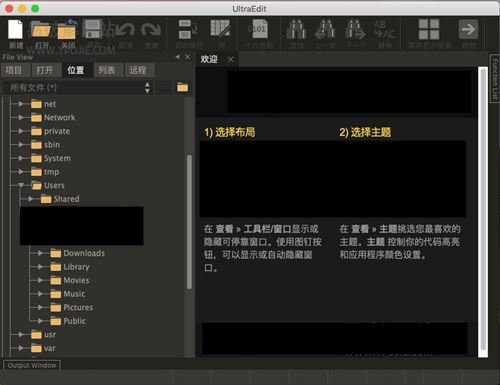 UltraEdit Mac版27下载