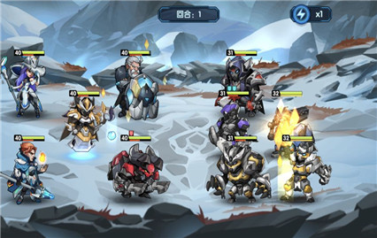 钢铁佣兵团游戏最新版下载