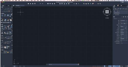 AutoCAD 2021 mac版