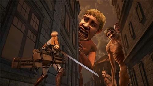 进击的巨人2免安装版游戏下载