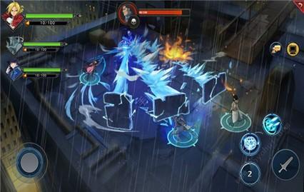 钢之炼金术师游戏下载手机版