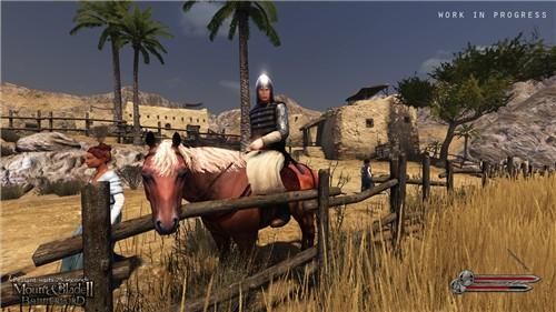 骑马与砍杀2破解版下载中文版