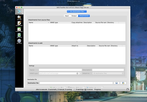 MKVtoolnix Mac版下载