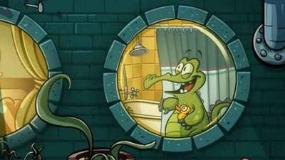 鳄鱼小顽皮爱洗澡破解版下载