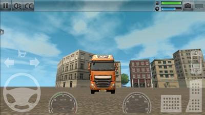 欧洲卡车模拟破解版无限金币