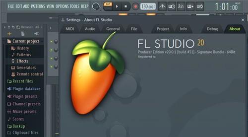 Fl studio 20破解版for mac下载