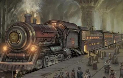 蒸汽世界手游单机破解版