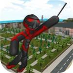 火柴蜘蛛侠英雄2破解版