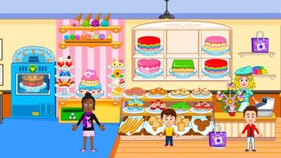 我的小镇大厨游戏最新版2021下载