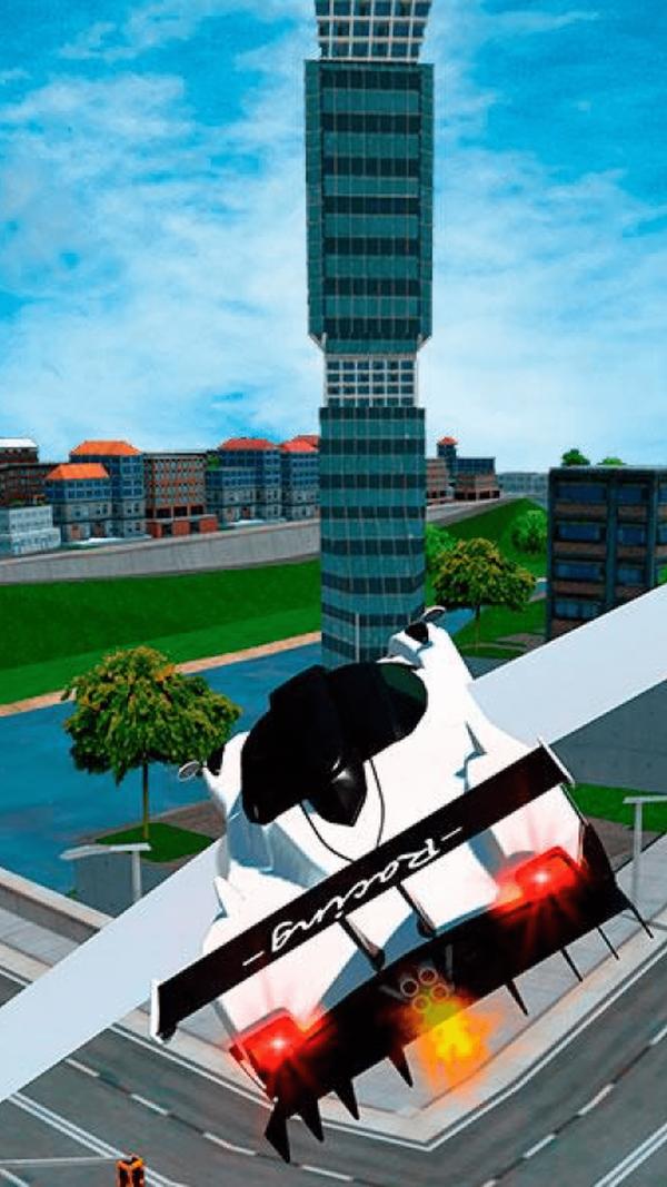 空中赛车游戏下载