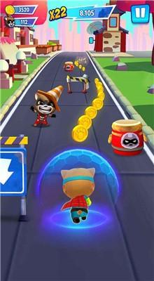 汤姆猫英雄跑酷无限金币无限钻石版破解版
