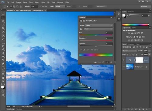 Adobe Photoshop CS6绿色版32位