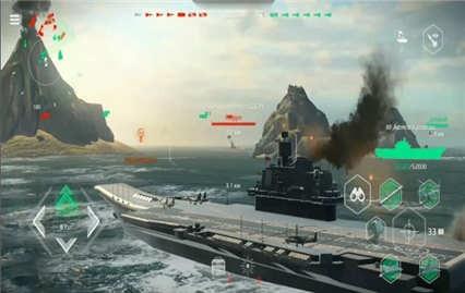 现代战舰破解版下载