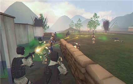 模拟枪战破解版游戏
