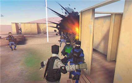 模拟枪战无限血和无限子弹破解版