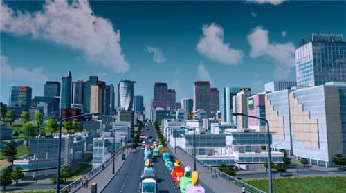 城市天际线无限金钱MOD