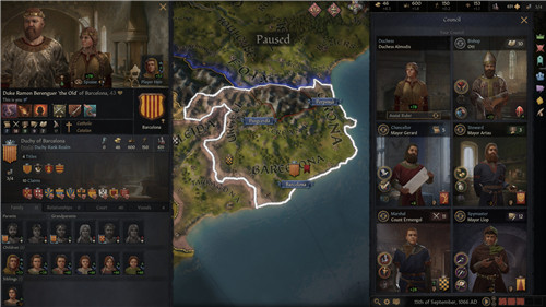Crusader Kings III汉化