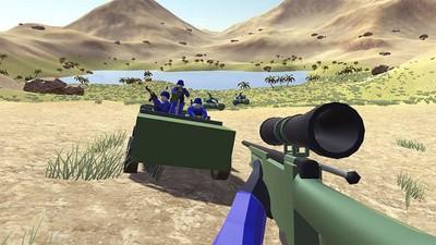 战地模拟器破解版武器全解锁