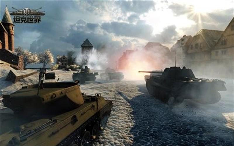 坦克世界单机版游戏下载