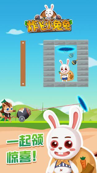 炸飞小兔兔破解版下载