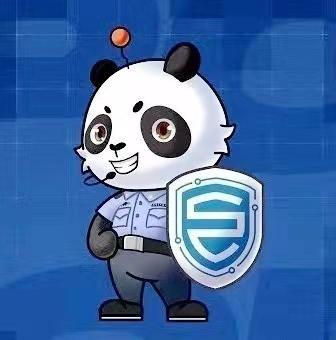 熊猫反诈二维码