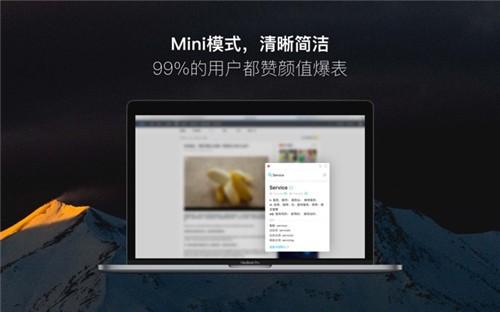 金山词霸mac取词