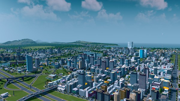 都市天际线破解版下载