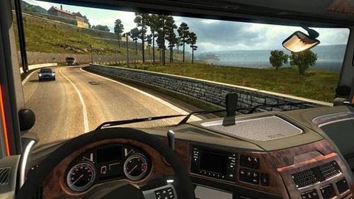 欧洲卡车模拟2免费版下载