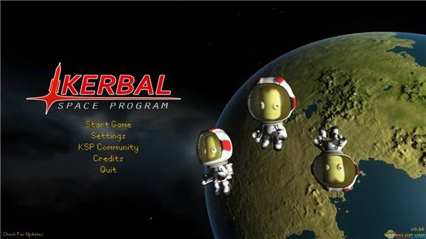 坎巴拉太空计划中文版下载