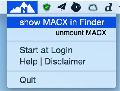 Mounty mac版下载