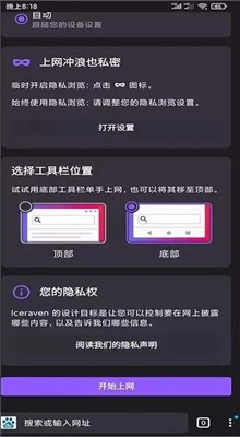 iceraven浏览器插件推荐