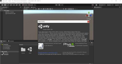 unity3d中文版官方下载2021